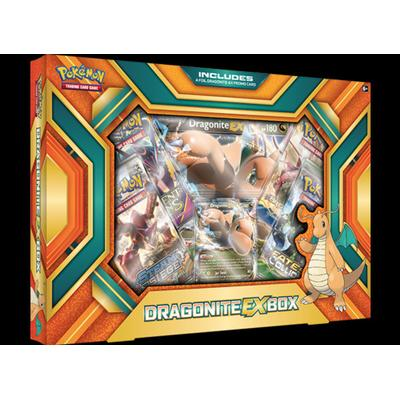 Pokémon Dragonite EX Box