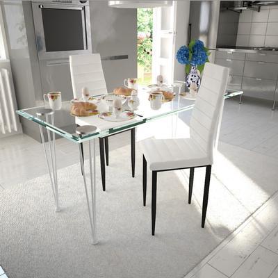 vidaXL 241498 Kitchen Chairs Köksstol