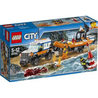 Lego City 4 x 4 Response Unit 60165