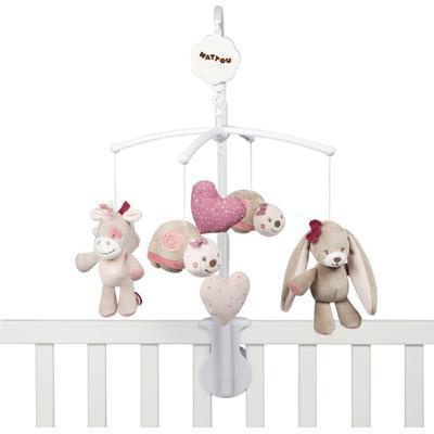 Nattou Nina, Jade & Lili Babymobil