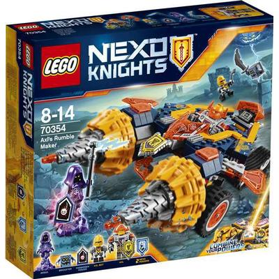 Lego Nexo Knights Axl's Rumble Maker 70354