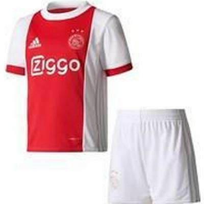 Adidas Ajax FC Home Jersey Kit 17/18 Youth