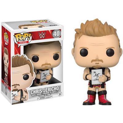 Funko Pop! WWE Chris Jericho