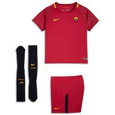 Nike AS Roma Home Jersey Kit 17/18 Youth