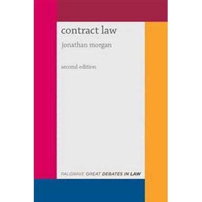 Great Debates in Contract Law (Häftad, 2015)