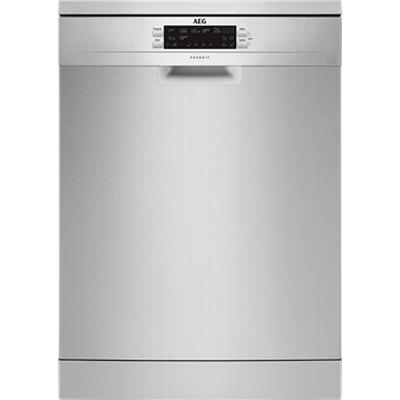 AEG FFE63700PM Stainless Steel