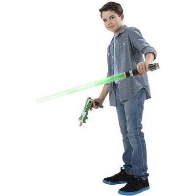 Hasbro Star Wars BladeBuilders Blast Tech Lightsaber B8264