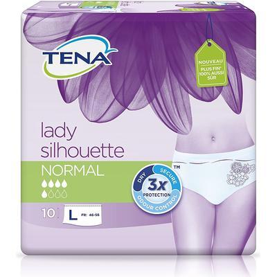 TENA Lady Pants Discreet Large 10-pack
