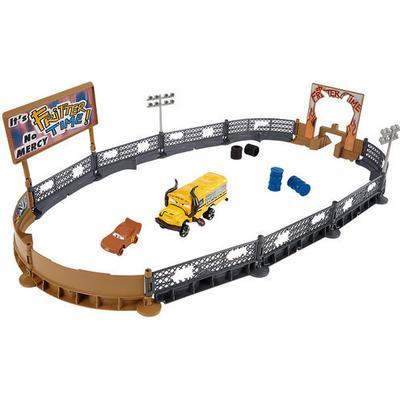 Mattel Disney Pixar Cars 3 Crazy 8 Crashers Smash & Crash Derby