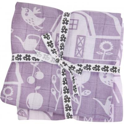 Sebra Nappies Farm Girl 4pcs