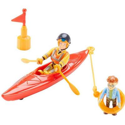 Character Fireman Sam Sea Rescue Mission Pack