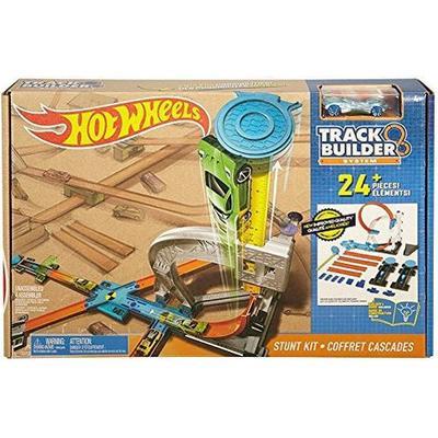 Mattel Hot Wheels Track Builder System Stunt Kit