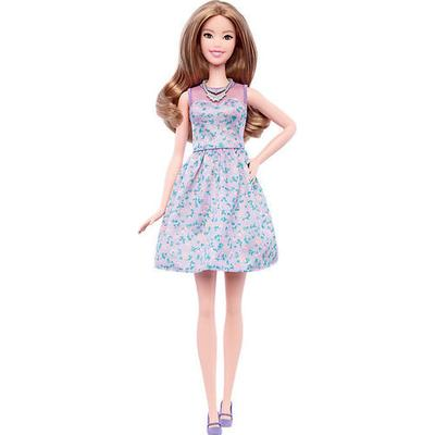 Mattel Barbie Fashionistas 53 Lovely in Lilac Tall Doll