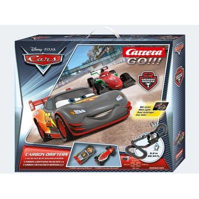 Carrera Disney Pixar Carbon Drifters