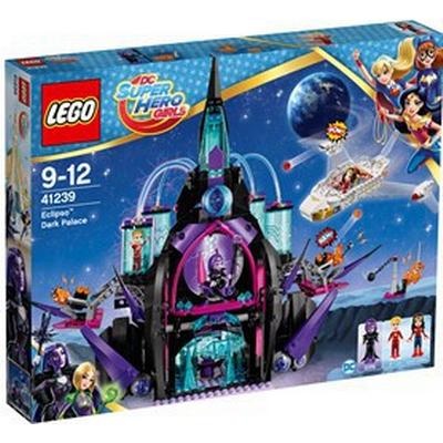 Lego DC Super Hero Girls Eclipso Dark Palace 41239