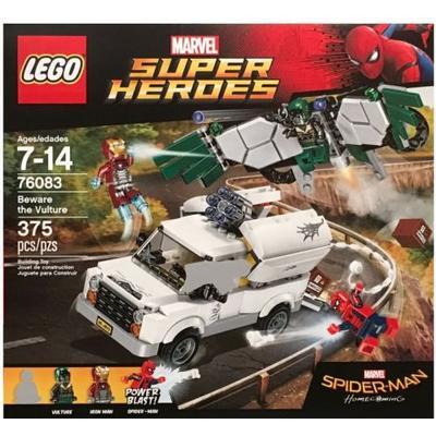 Lego Marvel Super Heroes Beware the Vulture 76083