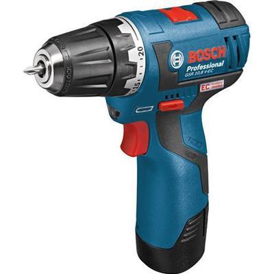 Bosch GSR 12 V-20 Professional (2x2.5Ah)