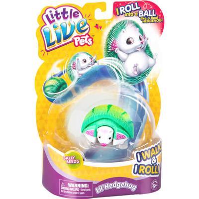 Moose Little Live Pets S1 Lil Hedgehog Single Pack