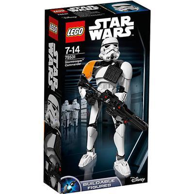 Lego Star Wars Stormtrooper Commander 75531