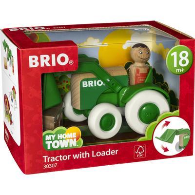 Brio Tractor with Loader 30307