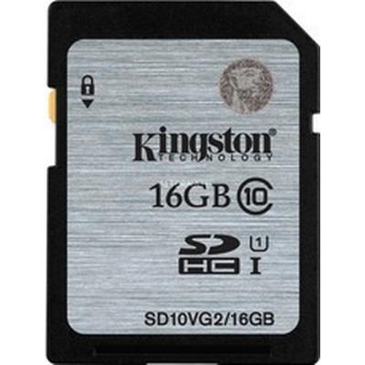 Kingston SDHC UHS-I U1 16GB