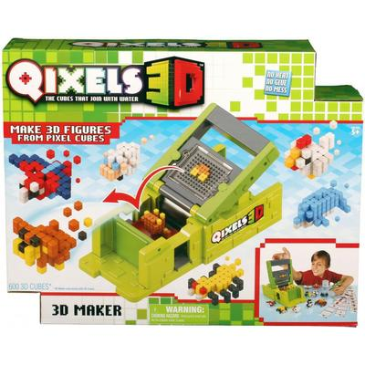 Qixels Series 1 3D Builder