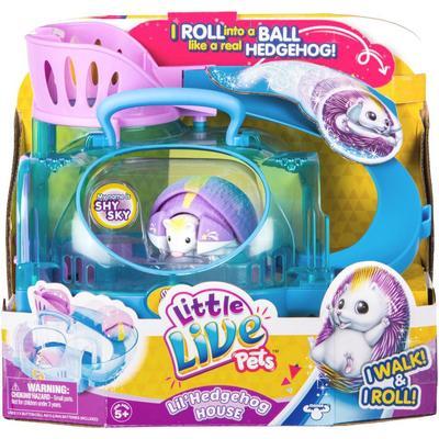 Moose Little Live Pets S1 Lil Hedgehog House