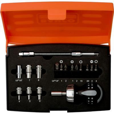 Bahco 808050S-18 Set 18-delar