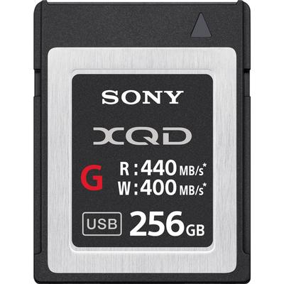 Sony XQD G 400MB/s 256GB