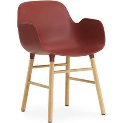Normann Copenhagen Form Wood Armchair