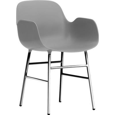 Normann Copenhagen Form Chrome Armchair