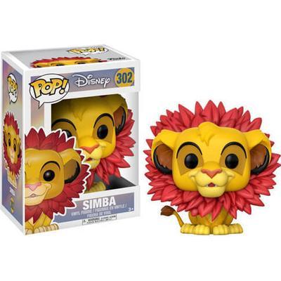 Funko Pop! Disney The Lion King Simba