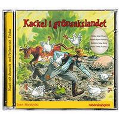 Kackel i grönsakslandet (Ljudbok nedladdning, 2014)