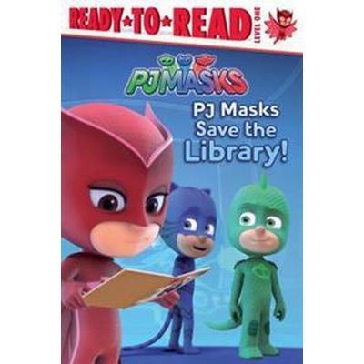 PJ Masks Save the Library! (Häftad, 2016)