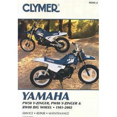 Yamaha Pw50 Y-Zinger, Pw80 Y-Zinger & Bw80 Big Wheel 1981-2002 (Pocket, 2002)
