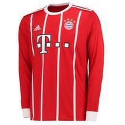 Adidas FC Bayern Munich Home LS Jersey 17/18 Sr