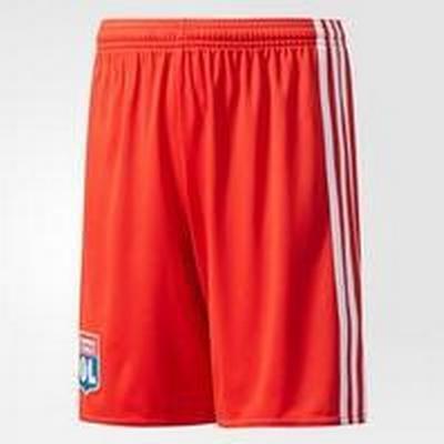 Adidas Olympique Lyon Away Shorts 17/18 Youth