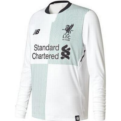 New Balance Liverpool FC Away LS Jersey 17/18. Youth
