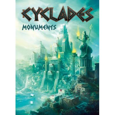 Matagot Cyclades: Monuments