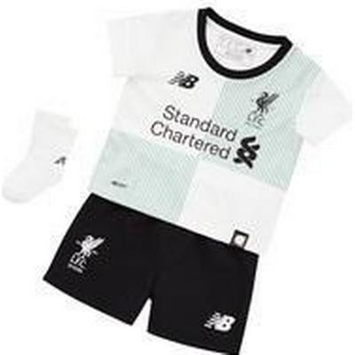 New Balance Liverpool FC Away Jersey Kit 17/18 Infant