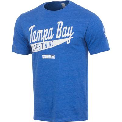CCM Tampa Bay Lightning Strike First T-Shirt