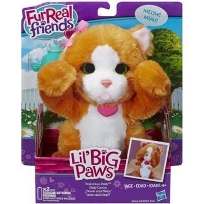 Hasbro FurReal Friends Li'l Big Paws Peek a Boo Daisy Pet