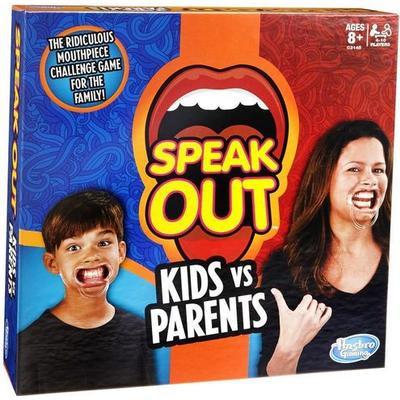 Speak Out Kids vs Parents (Engelska)