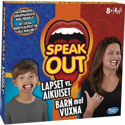 Speak Out Kids vs Parents (Svenska, Finska)