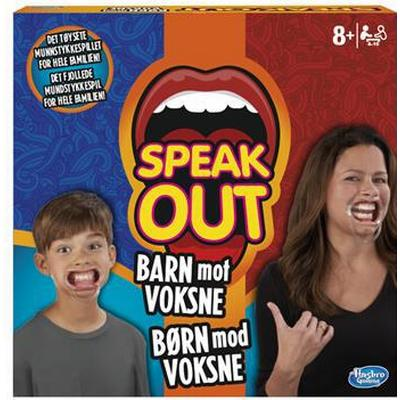 Speak Out Kids vs Parents (Danska)
