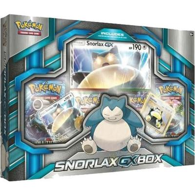 Pokémon Snorlax GX Box (Engelska)