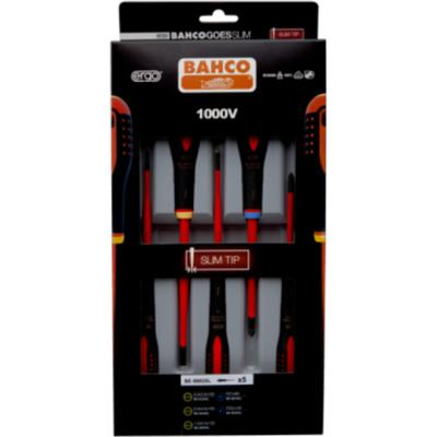 Bahco BE-9882SL Set 5-delar
