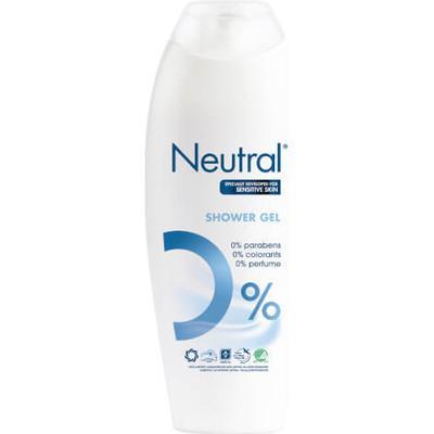 Neutral 0% Shower Gel 250ml