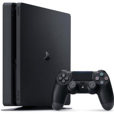 Sony Playstation 4 Slim 500GB - Black Edition