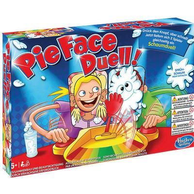 Hasbro Pie Face Duell!